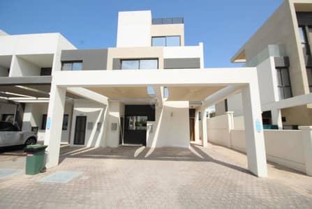 فیلا 5 غرف نوم للايجار في شارع السلام، أبوظبي - Huge villa in Faya at Bloom Gardens | Must See!