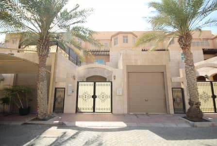 فیلا 4 غرف نوم للايجار في المشرف، أبوظبي - Amazing villa available for rent | Mushrif Garden
