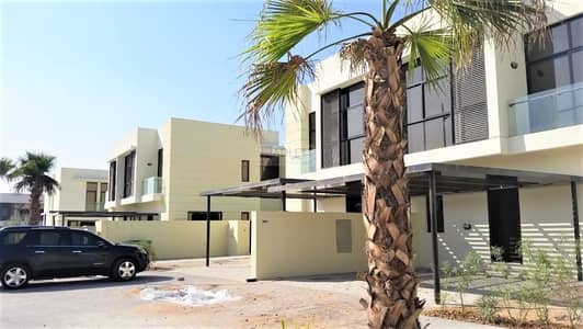 4 Bedroom Townhouse for Sale in DAMAC Hills (Akoya by DAMAC), Dubai - THH Type  Single Row  Semi Detached Villa