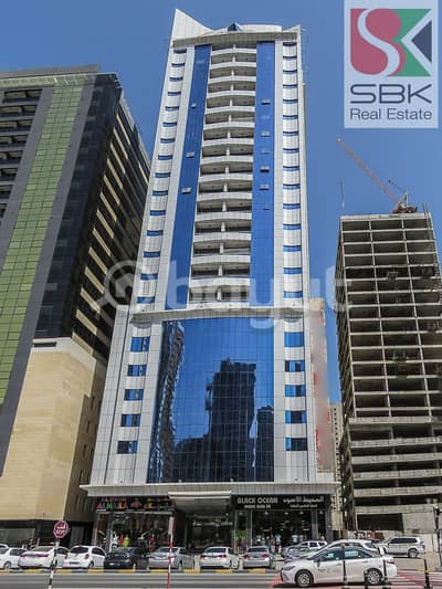 2 Bedroom Flat for Rent in Al Nahda, Sharjah - 2BHK Available in Diamond Tower