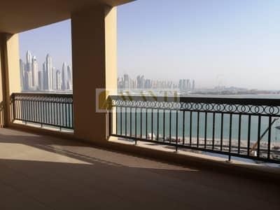 فلیٹ 4 غرف نوم للبيع في نخلة جميرا، دبي - 4BR Fairmont North