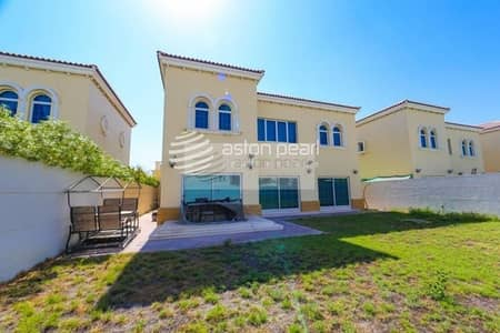 فیلا 4 غرف نوم للايجار في جميرا بارك، دبي - 4BR Small | Guest Room in Downstairs| Big Garden