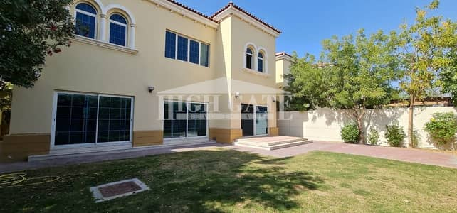 Must View ! 4 Bed Villa with Maid's room in Jumeirah Park