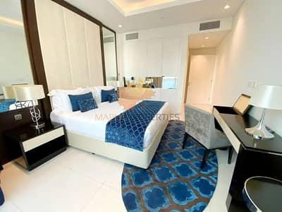 شقة 2 غرفة نوم للايجار في وسط مدينة دبي، دبي - Burj Khalifa View || 2BR Furnished Apartment || Downtown