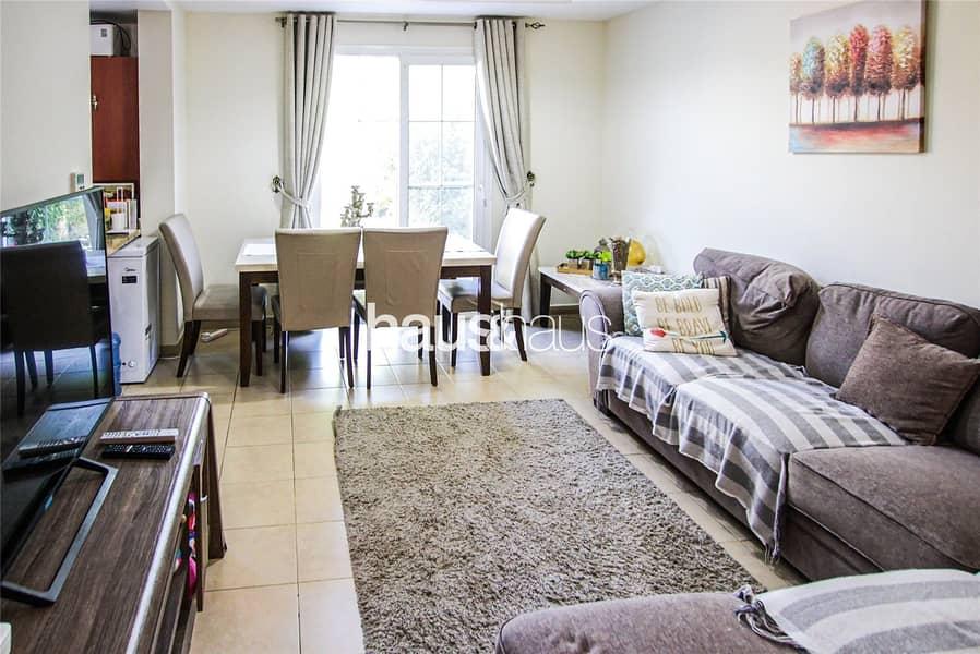 2 Bedroom + Study | Single-row |