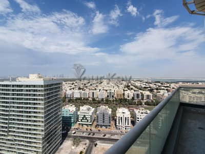 3 Bedroom Flat for Rent in Danet Abu Dhabi, Abu Dhabi - Amazing Open views and balcony