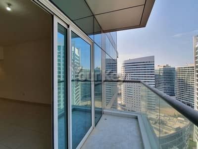 3 Bedroom Flat for Rent in Danet Abu Dhabi, Abu Dhabi - High Quality 3 beds with balcony and maids room