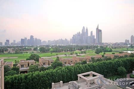 فلیٹ 2 غرفة نوم للايجار في ذا فيوز، دبي - 2 Bedroom   Full Golf View   Links West