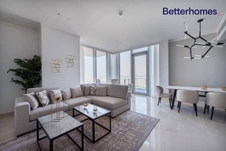 فلیٹ 3 غرف نوم للبيع في أبراج بحيرات الجميرا، دبي - Burj Al Arab Views | No Agency Fees |$% DLD Waiver