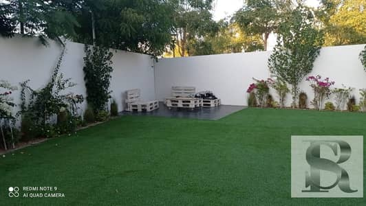 فیلا 3 غرف نوم للبيع في مدن، دبي - CORNER LARGE PLOT TYPE A   IMMACULATE CONDITION 3BR + MAID