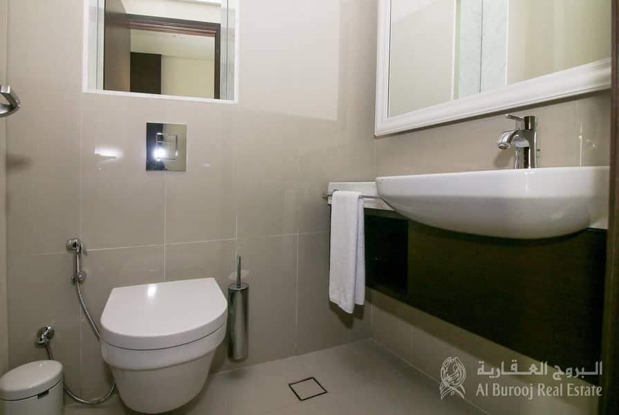 14 High Floor| Fully Furnished|1 Plus Study  fountain view