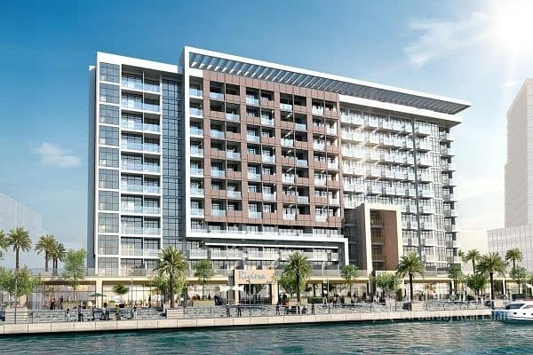 2 Grab It|Full Canal View Retail in Meydan|No comission