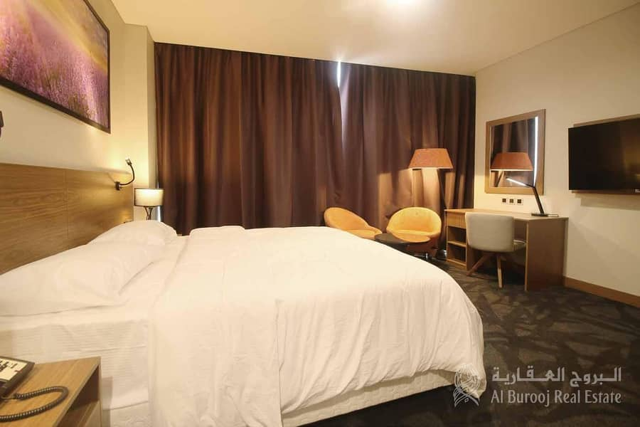 """2 4 star Hotel """"40% Net ROI, 100% DLD fee waiver"""" in Business Bay 