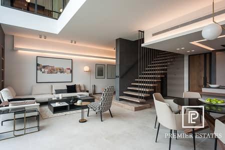 3 Bedroom Penthouse for Sale in Mohammed Bin Rashid City, Dubai - Luxury duplex penthouse - 3 bedroom + maids