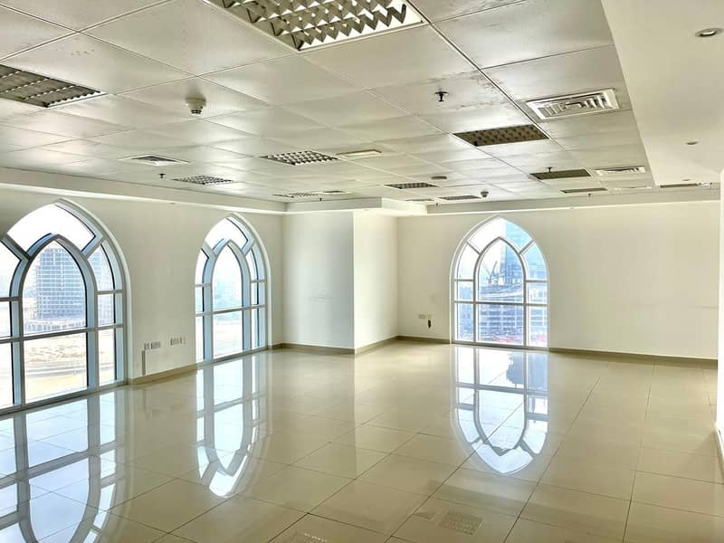 Fully Fitted Office for Rent in The Dome -JLT
