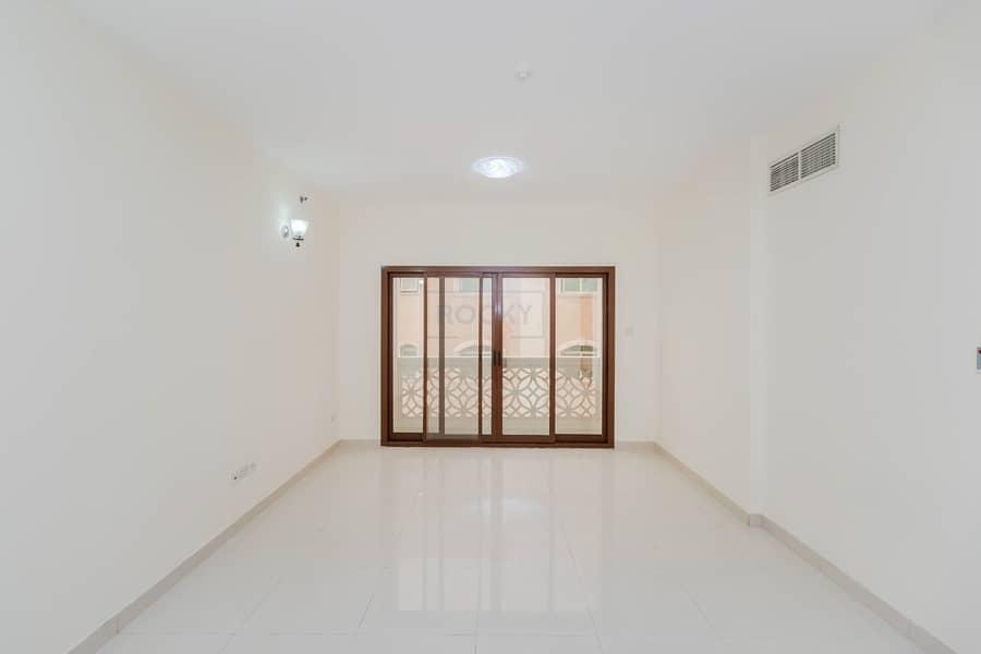 2 Amazing 1 B/R Apts with Closed Kitchen & Balcony   Swimming Pool & Gym   Al Barsha
