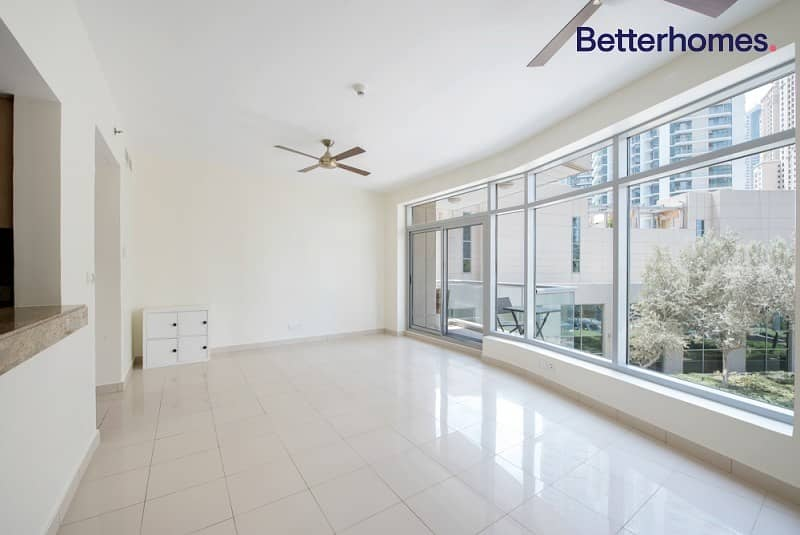 VACANT| Low Floor | Large  Layout | Balcony| VOT