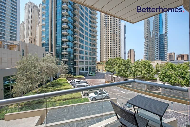 11 VACANT| Low Floor | Large  Layout | Balcony| VOT