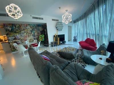 شقة 2 غرفة نوم للايجار في مركز دبي المالي العالمي، دبي - Fully Upgraded I Furnished I Luxury Designer