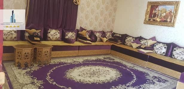 3 Bedroom Villa for Rent in Al Rawda, Ajman - Wonderful Nice villa with AC close to the main road