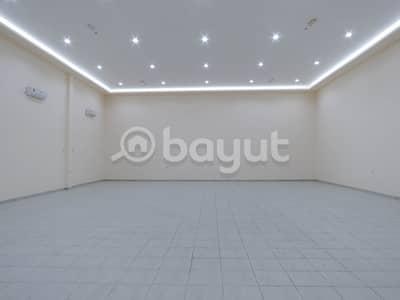 معرض تجاري  للايجار في المويهات، عجمان - معرض تجاري في بناية قدرة المويهات 3 المويهات 80000 درهم - 5026855