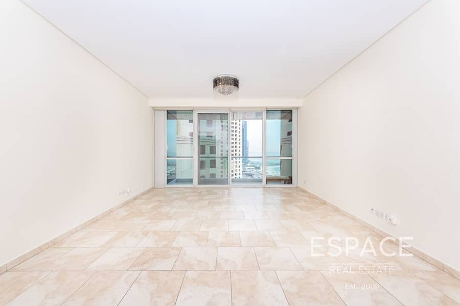 2 Vacant | 3 Bed High Floor | Partial Sea View