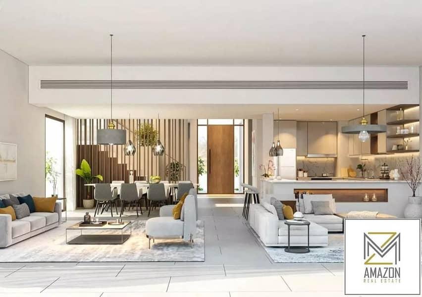 2 Spacious 4 Bedroom | Garden Suite | Crystal Lagoon | Flexible Payment Plan | Harmony - Tilal Al Ghaf
