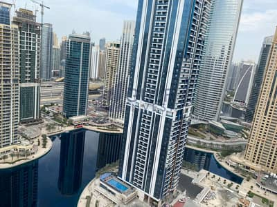 1 Bedroom Flat for Rent in Jumeirah Lake Towers (JLT), Dubai - Brand New, Furnished, Lake View!
