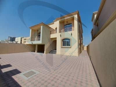فیلا 6 غرف نوم للبيع في المويهات، عجمان - البيع فيلا في منطقة المويهات 2 إمارة عجمان أول ساكن 6 غرف بقسط شهري 6000 درهم