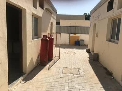 سكن عمال  للايجار في الجرف، عجمان - سكن عمال في المنطقة الصناعية الجرف الجرف 12000 درهم - 5027189