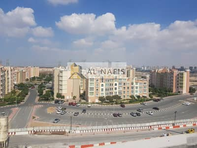 Studio for Rent in Al Furjan, Dubai - Pool View Furnished l A.C FREE l STUDIO
