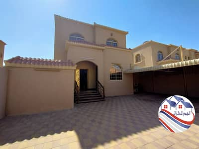6 Bedroom Villa for Sale in Al Mowaihat, Ajman - Good opportunity Villa for sale with electricity and water behind Nesto Mall, a very special location