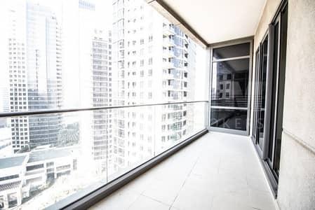 شقة 2 غرفة نوم للايجار في وسط مدينة دبي، دبي - Ready to Move In | Mid Floor | Chiller Free