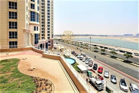 Studio for Rent in Dubai Production City (IMPZ), Dubai - Lake View | Cheapest Studio | Huge Balcony