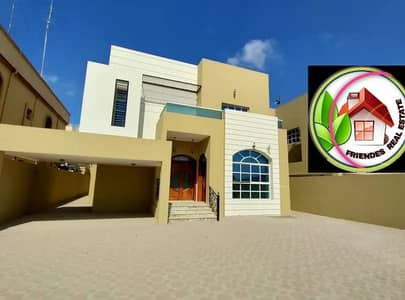 6 Bedroom Villa for Sale in Al Mowaihat, Ajman - Villa for sale, personal finishing, 5,000 square feet, at an excellent price, Ajman