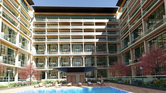 1 Bedroom Apartment for Sale in Masdar City, Abu Dhabi - Direct from the Developer | Modern 1 BR| Cash payment option !