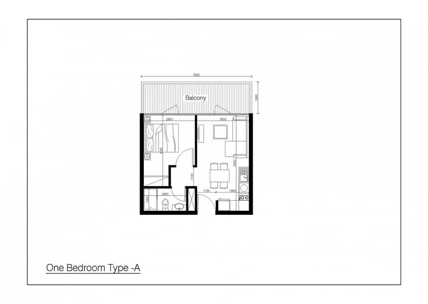 64 Direct from the Developer   Modern 1 BR  Cash payment option !