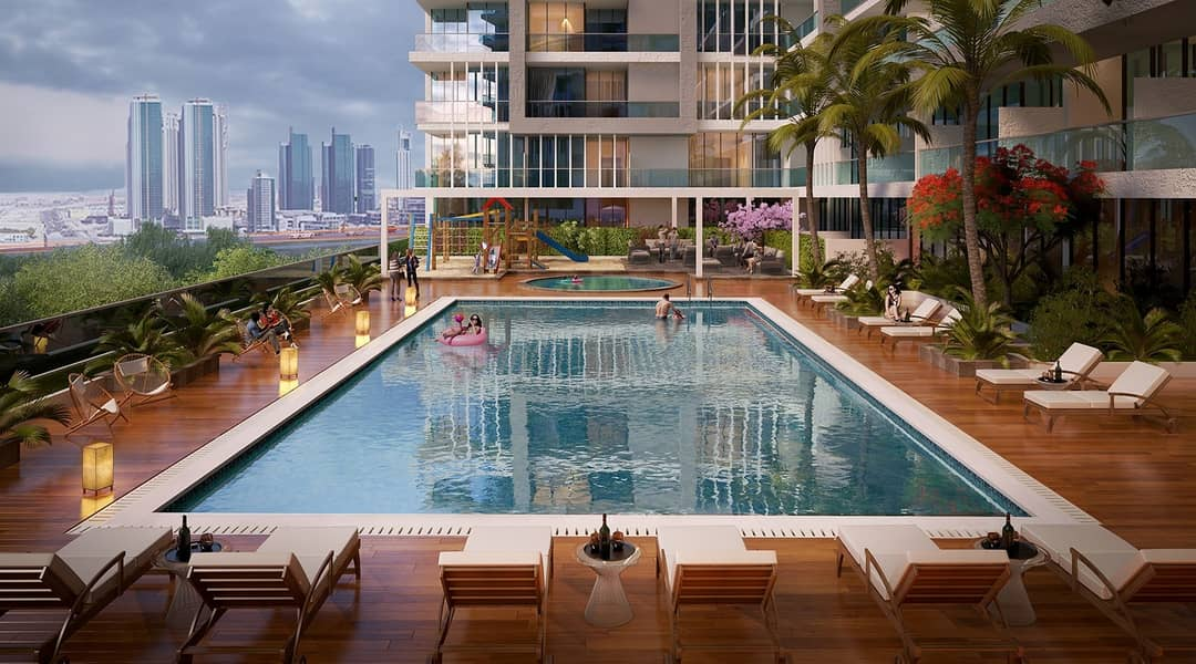 12 Direct from the developer! Stunning 1BR  | Cash deal |Harry up !