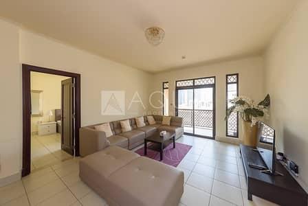 فلیٹ 2 غرفة نوم للايجار في المدينة القديمة، دبي - Burj Khalifa Views | Luxurious Apartment