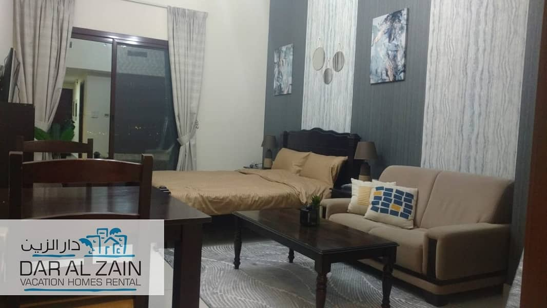 FULLY FURNISHED | BEST PRICE | SPACIOUS STUDIO