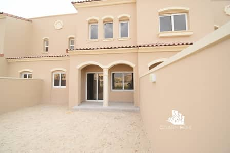 2 Bedroom Townhouse for Rent in Serena, Dubai - Single Row | 2 Bedroom + Maid's | Brand New