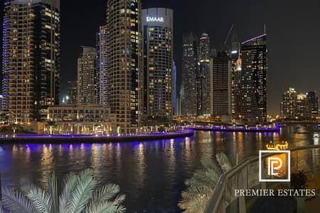 4 Bedroom Flat for Sale in Dubai Marina, Dubai - Stunning Panoramic Marina View.Renovated.EXCLUSIVE