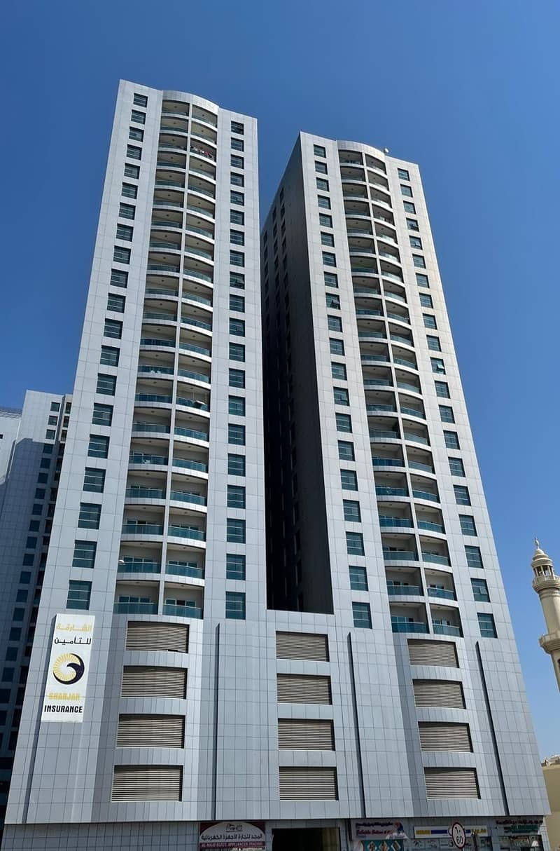 Get your own flat with 35000 AED dawn payment and the rest installment for 8 years City tower