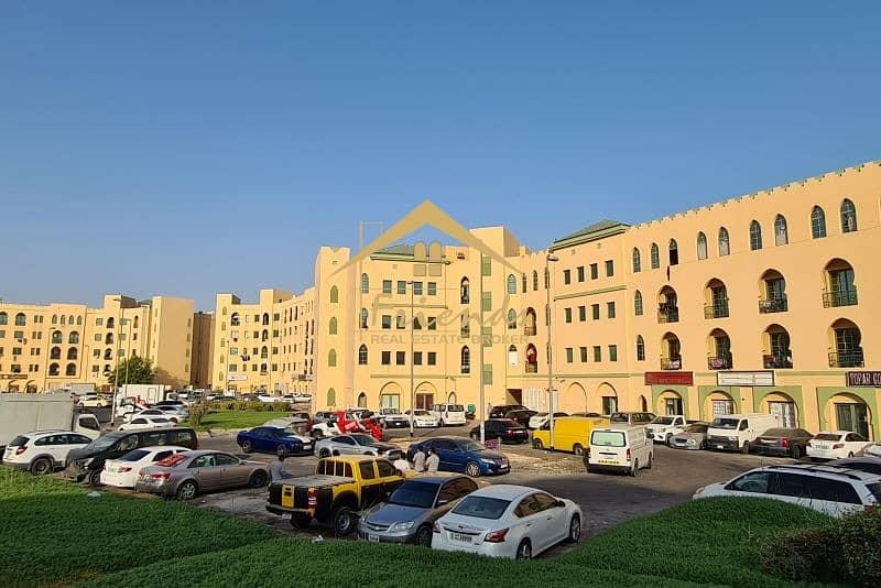 BIG SHOP AVAILABLE IN MOROCCO CLUSTER IS FOR RENT Aed23000/-Yearly