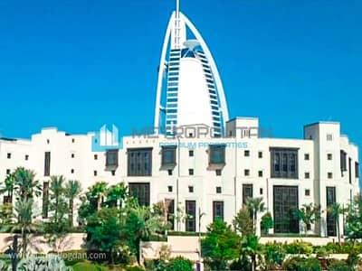 فلیٹ 4 غرف نوم للبيع في أم سقیم، دبي - Resale I Burj Al Arab View I 40% Down Payment Plan