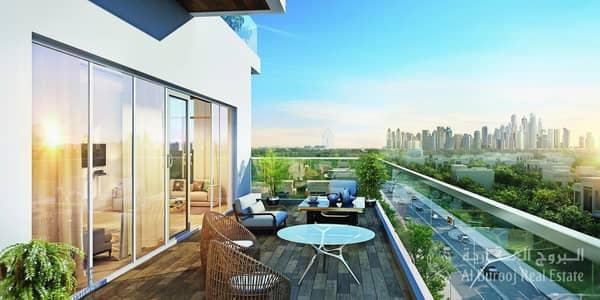 شقة 1 غرفة نوم للبيع في الفرجان، دبي - Last unit of 1BR In Al Furjan at the lowest price