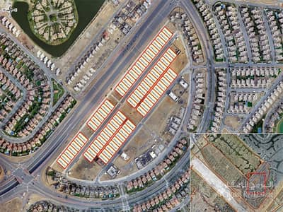 Jumeirah Park | Plot for Villa | Cluster M (Semi Circle)