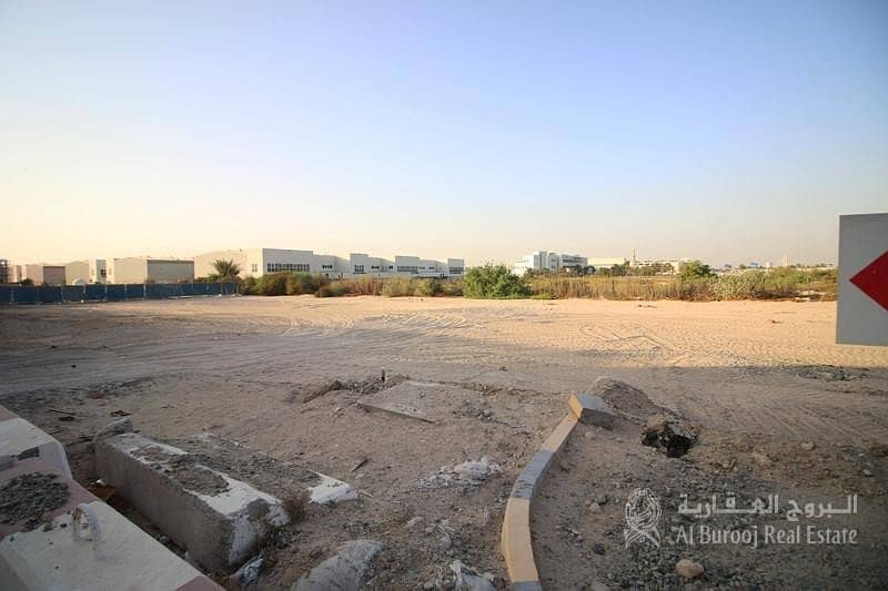 2 warehouse Plot in al warsan near dragon mart for sale