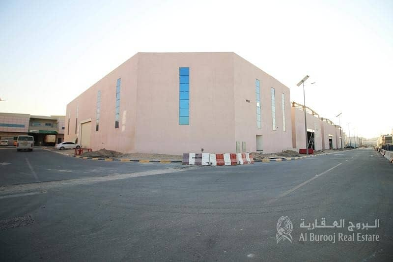 6 warehouse Plot in al warsan near dragon mart for sale