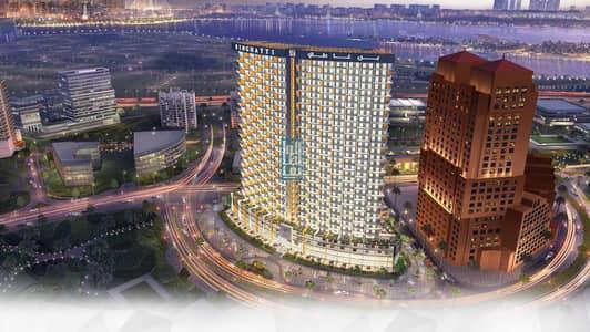 1 Bedroom Apartment for Sale in Bur Dubai, Dubai - lowest 1BR near burj khalifa w/ amazing offer! Book now!